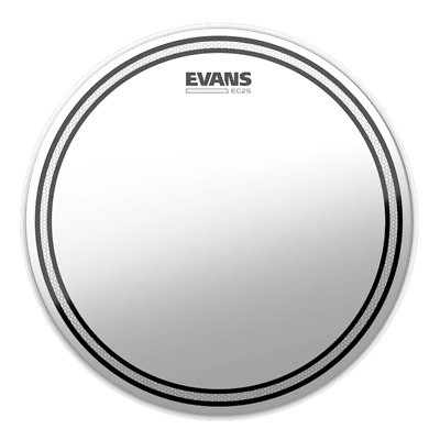 Evans EC2S Drum Heads - Frosted