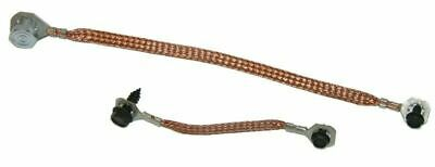 68-77 GTO Judge Firebird Radio Suppression Copper Body Frame Engine Ground Strap • 14.33£