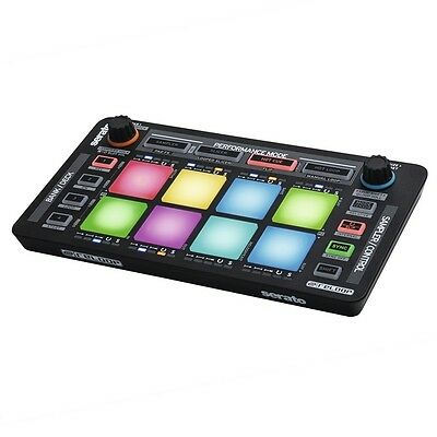 Reloop Neon 4 Channel Plug And Play Performance USB Pad Controller For Serato DJ • 85£