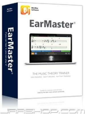 Earmaster 7 Music Theory Trainer EDelivery JRR Shop • 43.16£