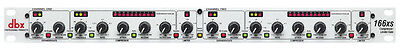 Dbx 166XS Rackmount Dual Compressor Limiter And Noise Gate - Brand New And Boxed • 185£