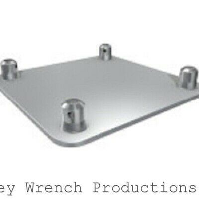 Global Truss America Or Cosmic Truss Base 12  X 12  Aluminum Base Plate • 45.88£
