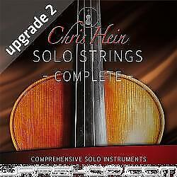 Best Service Chris Hein Solo Strings Complete EX 2.0 Upgrade 2 From Solo Viola A • 230.70£