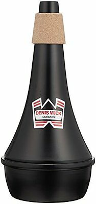 NEW Denis Wick DW5527 Trombone Practice Mute FREE SHIPPING • 51.39£