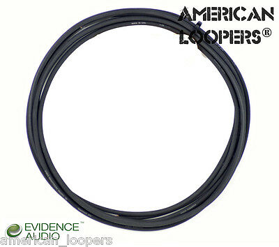 Evidence Audio Monorail Bulk Pedalboard Patch Cable 10 feet - Authorized Dealer