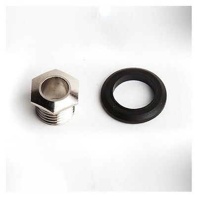 Electro-Harmonix Input Output Jack Replacement Nut & Collar For Soul Food Pedal • 4.27£