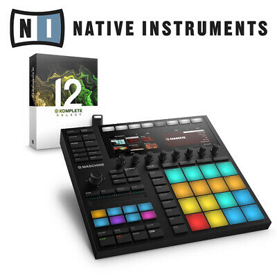 Native Instruments Maschine MK3 Music Production Controller & Komplete 12 Select • 489£