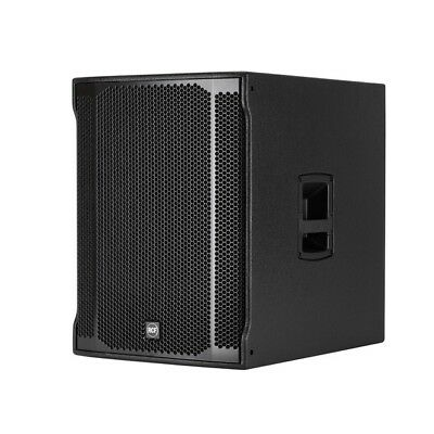 RCF SUB 8003-AS II 18  2200W Active Powered DJ Club Stage PA Subwoofer • 1,390£