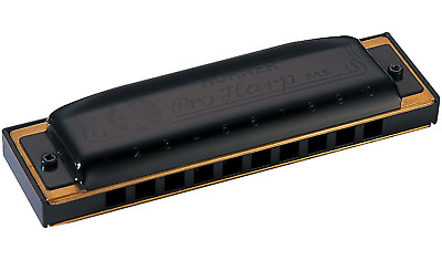 Hohner 562/20 MS Pro Harp Harmonica Keys Of: A, B Or Eb • 31.66£