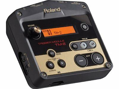 Roland TM-2 Drum Trigger Module Free Shipping With Tracking# New From Japan • 205.33£
