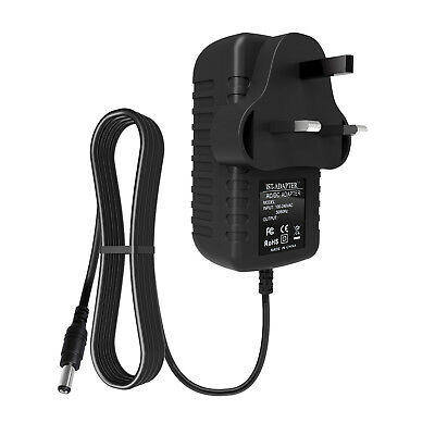 Replacement Adapter Power Supply For TC Electronics Polytune 2 Noir Tuner