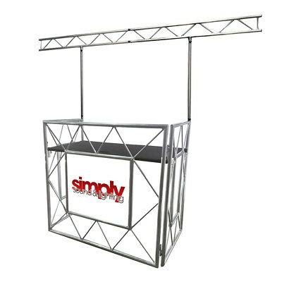 ADJ IBeam Overhead Lighting Gantry Truss Inc. ADJ Pro Event Table II • 465£