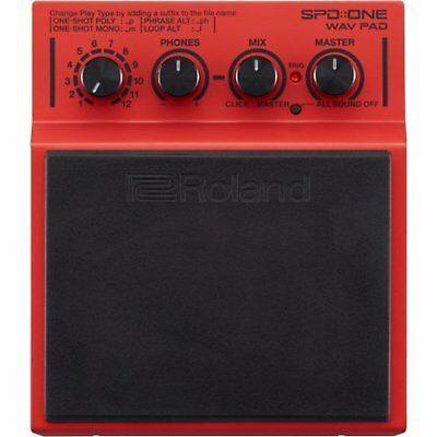 Roland SPD-1W SPD::ONE WAV PAD Free Shipping With Tracking Number New From Japan • 263.25£