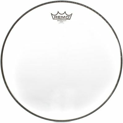 Remo Ambassador Clear Drum Head, Many Sizes Available 8