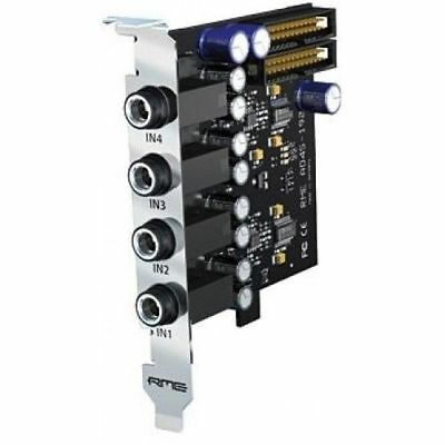 RME Audio AI4S-192-AIO /4-Channel Analog Input Expansion Board For HDSPe AIO • 217.08£