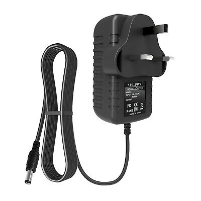 Uk Plug Ac Power Supply Adapter For Boss Rc-30 Dual Track Looper Station • 8.99£