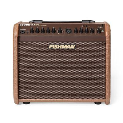Fishman Loudbox Mini Charge Battery Powered Acoustic Amplifier • 364.13£