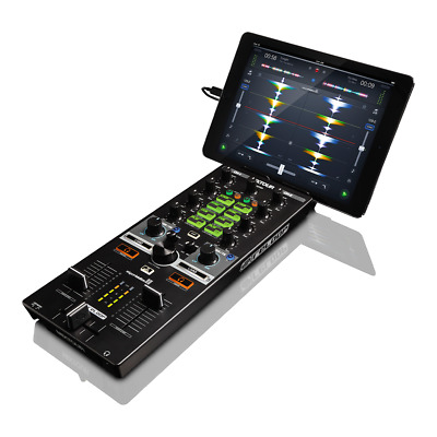 Reloop Mixtour 2-Channel All-in-One DJ Midi Controller - IOS Android USB PC Mac • 155£