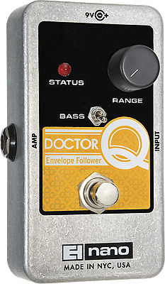 EHX Electro-Harmonix Nano Doctor Q Envelope Filter Guitar Effects Pedal DoctorQ • 59.58£