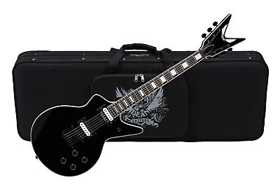 Dean Cadillac Select Classic Black Electric Guitar NEW W/ Light Case • 744.12£