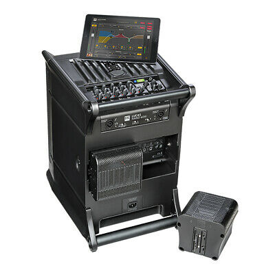 HK Audio Lucas Nano 608i 8 Channel Mixer Bluetooth Sound System PA DJ Band • 1,199£