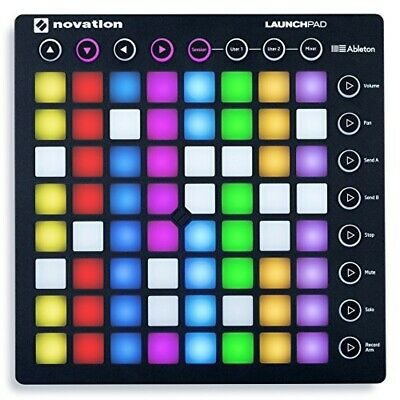 Novation Performance Controller Launchpad MK2 From Japan • 130.73£