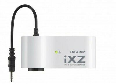 Tascam IXZ Mic & Instrument Interface For IPad/iPhone/iPod Touch • 39.57£