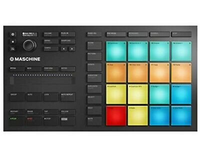 Native Instruments Maschine Mikro Mk3 Drum Controller • 255.34£