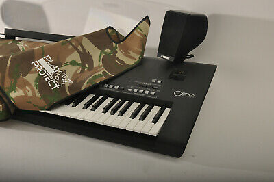 Cover For Yamaha Genos Keyboard Workstation Camo • 25.33£