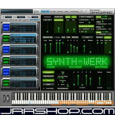 Best Service Synth-Werk - Educational EDelivery JRR Shop • 116.13£