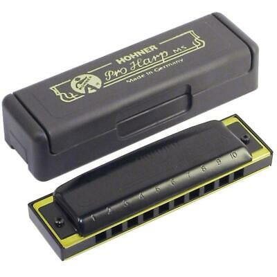 Hohner Pro Harp MS Harmonica (Mouth Organ) - All Keys Available FREE UK P&P • 36.99£