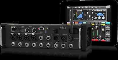 Midas MR12 12-Input Digital Mixer For IPad/Android Tablets, 4 Midas PRO Preamps • 321.70£