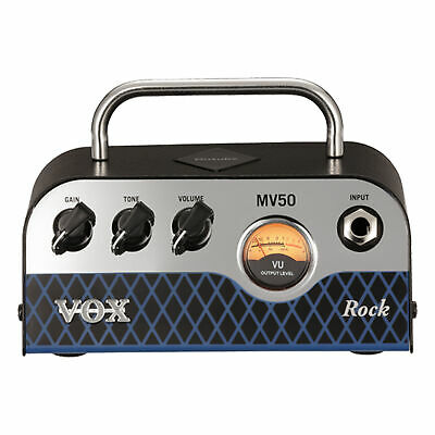 Vox MV50 Rock - 50-Watt Mini Head • 132.65£