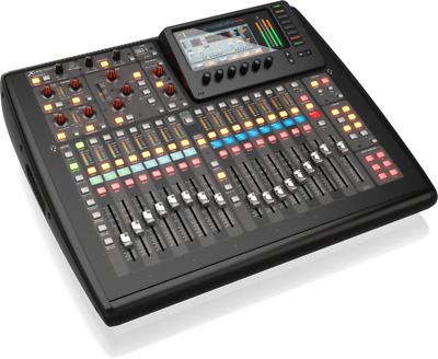 Behringer X32 Compact Digital Mixing Console W/Midas Preamps & Motorized Faders • 1,367.53£