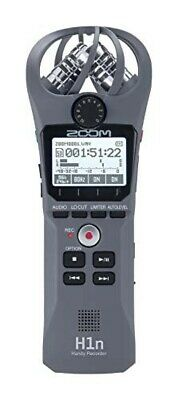 ZOOM Handy Recorder Handy Recorder [Limited Color] (H1n / G (Gray)) From Japan • 126.02£