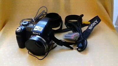 Sony Cyber-shot DSC-H5 12X OPTICAL ZOOM Digital Camera. • 56£