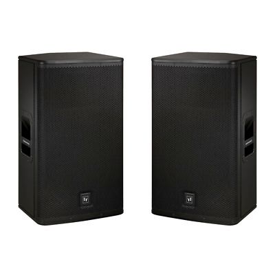 2x Electrovoice ELX115 Passive 15  Speaker 1600W Sound System PA • 649£