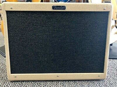 Fender Limited FSR Hot Rod Deluxe IV 1x12 In Tan, 15 Watts Eminence Governor • 720.97£