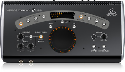 Behringer Xenyx Control2USB Studio Control And Communication Center • 136.21£