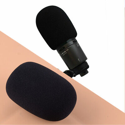 Windshield Microphone Foam Cover Fit For Audio Technica AT2020 Pop Filter • 5.14£