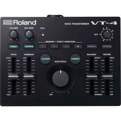 Roland / VT-4 Voice Transformer Voice Transformer AIRA From Japan • 226.25£