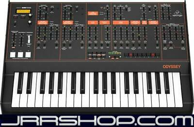 Behringer Odyssey Analogiques Synthétiseur Clavier Neuf Jrr Magasin • 481.06£