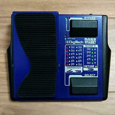 Effect Pedal Bass Digitech Free Shipping Whammy Used From Japan (HYAO) • 226.12£
