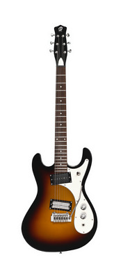Danelectro Model 64XT-3TB The 1964 Electric Guitar, 3-Tone Sunburst - DEMO • 320.63£