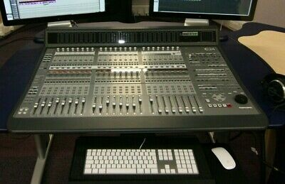 Digidesign / Avid C24 Control Surface Mixer 16 X Pre-amps With Looms Pro Tools • 1,700£