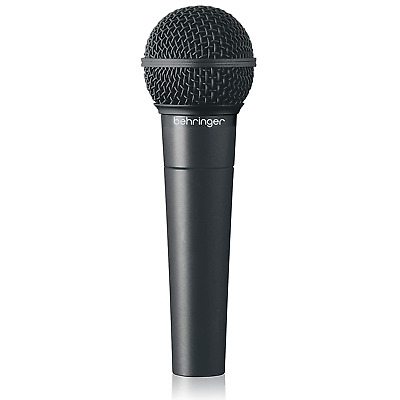 Behringer XM8500 Ultravoice Dynamic Cardioid Vocal Microphone • 35.98£