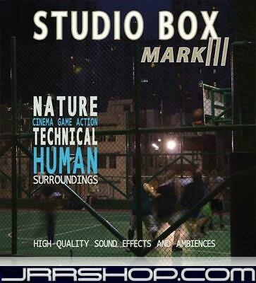 Best Service Studio Box Mark III EDelivery JRR Shop • 306.98£