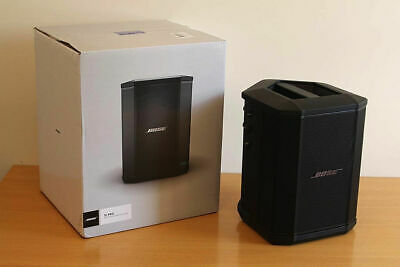Bose S1 Pro MultiPosition PA System +Lithium-ion Rechargeable Battery S1PRO USED • 392.38£