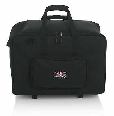 Gator Cases G-LIGHTBAG-2212W LED PAR Lighting Tote Bag With Wheels • 121.41£