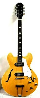 Epiphone Elitist 1965 CASINO NA Full Hollow With Hard Case MADE IN JAPAN • 1,598.83£